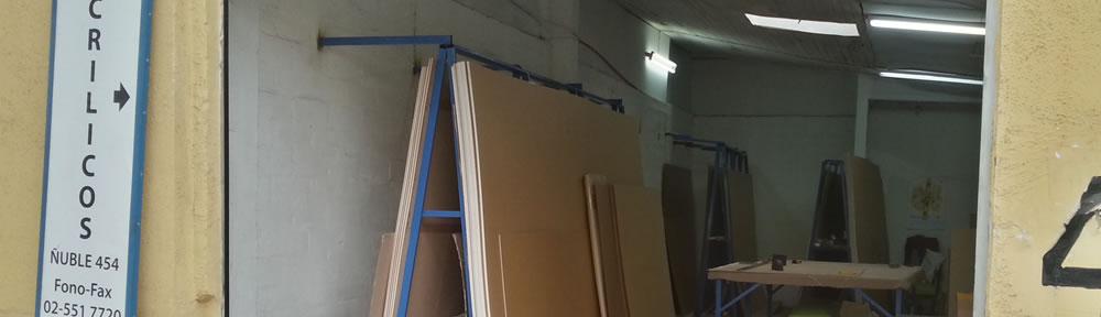 Acrimar – Importación de planchas y trabajos en Acrílico